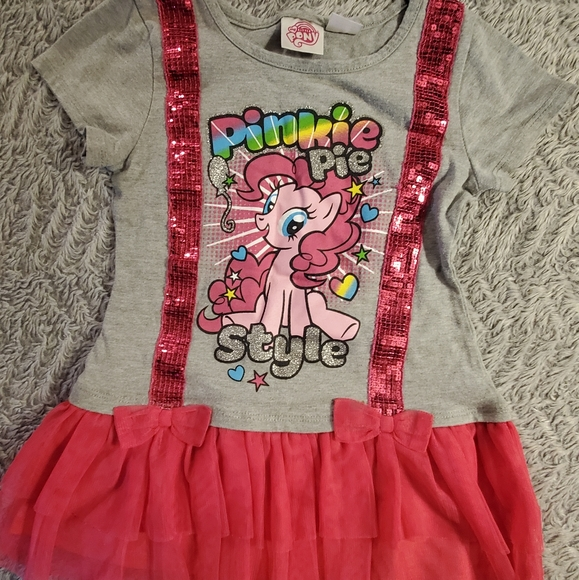 My Little Pony Other - My little pony girls t-shirt size 6🌴